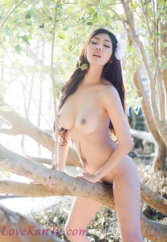 泰國E奶爆乳模特Deuna炮圖(12P)