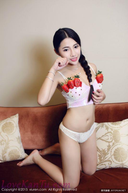 [XIUREN秀人網]No.0375嘉嘉Tiffany(2015-08-10)(51P)