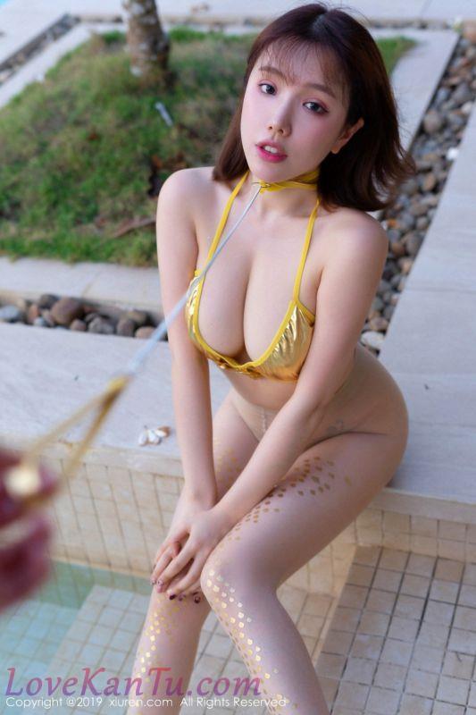 黃樂然比基尼與繩藝[45P]