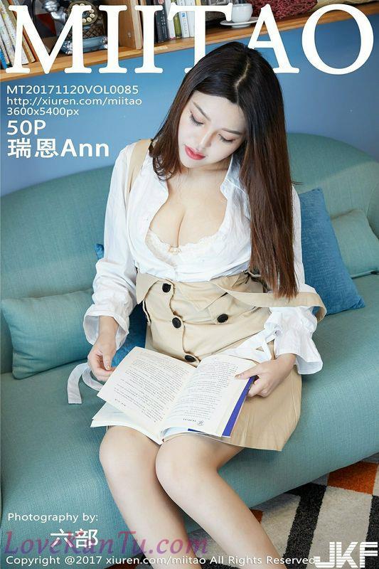 MiiTao蜜桃社系列VOL.085瑞恩Ann性感写真