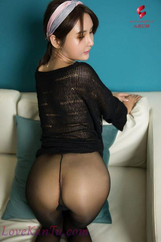 SOLO尹菲TouTiao头条女神高清写真图捉到腿精一只!
