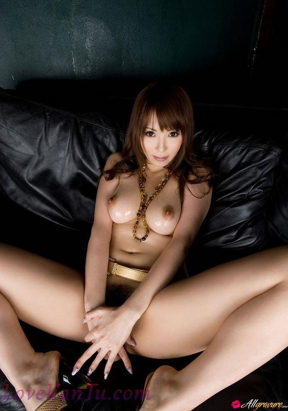 人美、大胸部身材好的女子RuruAnoa!!